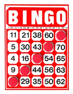 Court Reporters Dress for Success Bingo Event