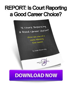 Is Court Reporting a Good Career Choice?
