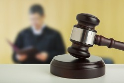 A court reporter in Ohio has filed a complaint against a judge for sexual discrimination.