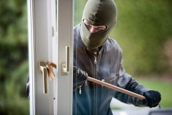 A Sheboygan, Wisconsin man has been charged with 42 accounts stemming from years of burglary.
