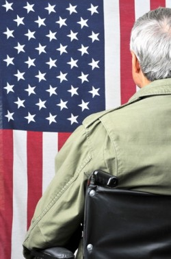 Court reporters are helping veterans tell their stories.