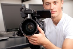 Having both a videographer and a verbatim reporter present during a deposition ensures that the record is complete and accurate.