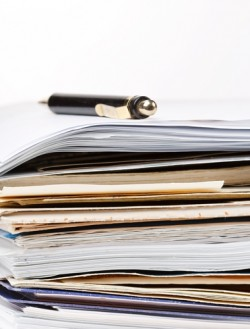 In a trial setting, one word among piles of transcripts may be the difference.