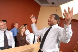 Unethical conduct on the part of a court reporter could cause serious problems.