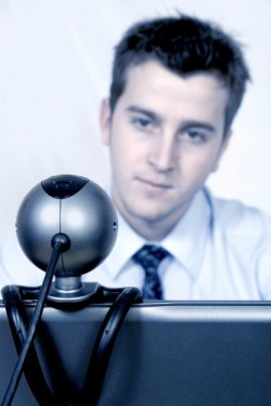 Videoconferencing is becoming a standard way of communicating for many small businesses.