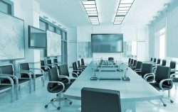 Videoconferencing is becoming an increasingly used asset in court systems.